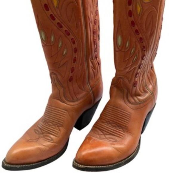 e3836220ef4 Women's Vintage Ralph Lauren Western Boots
